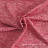 Colorant cationique de spandex polyester Tissu mèche d'humidité Shirt