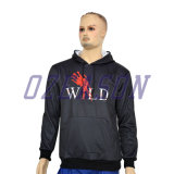 Highquality (HD002)の新しいBlank Custom Wholesale Design Your Own Hoodie Fleece Hoodie