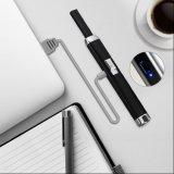 Windproof barbacoa ENCENDEDOR USB recargable arco