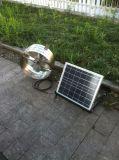 20W Solar motor dc sin escobillas Gable Extractor