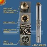 4inch solaire 48V de la pompe centrifuge submersible BLDC, pompe de puits de forage