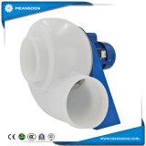 Plástico 200 Vitrina de gases de escape de humo el ventilador para la ventilación de laboratorio