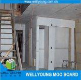 Oxyde de magnésium étanche résistant au feu de bord pour les panneaux muraux intérieurs et extérieurs
