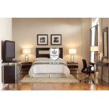 5 Quarto de hotel de design moderno mobiliário de madeira para venda C04
