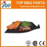 Facile à nettoyer Non-Stick Silicone résistant à la chaleur de cuisson Barbecue Grill mat