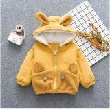 De Kleren van de Winter van het Sweatshirt/van de Baby van de Manier van de baby met het Katoen van 100%