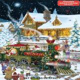 Personalizar bombones calendarios para contar el día de Navidad