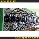 Гибкие Ce-Approved 36V 350W передние / задние электрические велосипеды комплект для переоборудования