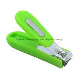 Het vrije Koolstofstaal van de Steekproef Met Plastic Clippers van de Spijker van de Manicure van de Dekking Midden (608S-5)