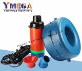 Popular utilizado en el mercado de suministro de aire aireación Jet