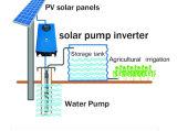 Convertidor de frecuencia de la bomba solar MPPT Función 11kw