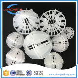 De PP Polyhedral Esferas ocas de plástico para acondicionamento de Torre aleatória