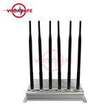Emittente di disturbo del telefono cellulare le emittenti di disturbo del telefono mobile dell'emittente di disturbo del segnale, stampo di CDMA/GSM/3G2100MHz/4glte Cellphone/Wi-Fi/Bluetooth