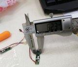 Msr012 Msr015の1mmの磁気ヘッドを持つ最も小さい磁気カードの読取装置著者