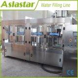 De automatische het Vullen van het Water van de Fles van het Glas/van het Huisdier Machine van de Verpakking van de Machine Vloeibare