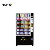 Npt 2018 Combo Venda quente máquina de venda automática de snacks e bebidas