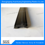 Tc forme 25.3mm PA66 25 % de la bande de rupture thermique en fibre de verre