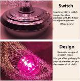 Oferta promocional grossista Tabela de aroma com luzes LED Lâmpada de óleos de aromaterapia