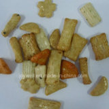 Crsipyの健全な米の軽食の塩味の米のクラッカー