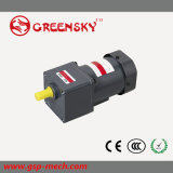AC asíncrono monofásico 60W 90mm Motor de engranajes de inducción