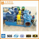 El caso de división de la industria de fabricación de papel de la bomba de agua residual