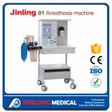 """Máquina de anestesia; """"Jinling-01 (modelo avançado) """"; Equipamento de anestesia da ICU"""