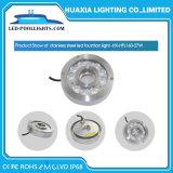 27W de alta calidad LED luces submarinas Fuente Jardín (HX-HFL160-27W)