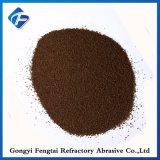 Teor de dióxido de manganês de areia de manganês para o filtro de Tratamento de Água