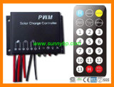 12V 24V 10resistente al agua un controlador solar para la Calle luz LED (IR1210)