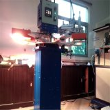 Tagless t-셔츠 로고 스크린 인쇄 기계를 인쇄하는 급속한 스크린