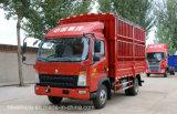 Sinotruck Clôture de 5 tonnes de fret HOWO Camion/camion léger pour la vente