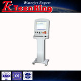 Betrouwbare Marmeren Waterjet van Teenking van de Scherpe Machine Machine met 10 Graden van Beveling