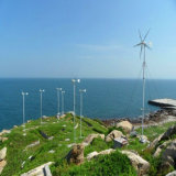 Solarwind-Energien-hybrides Rechnersystem 10kw 15kw, weg vom Rasterfeld-Solarwind-Stromnetz für Hauptgebrauch oder Fabrik-Gebrauch, hybrider Solarwind-Generator