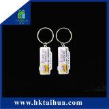 Catena chiave del regalo di marchio di disegno del metallo su ordinazione promozionale all'ingrosso di Keychain