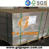 La pulpa de papel Chemical-Mechanical dúplex con gris Volver