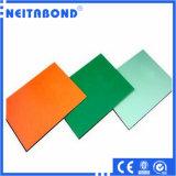 5*10 FT panneau composite aluminium panneau ACP pour le bardage