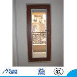 Akp55-AW05 de vidrio doble acristalamiento de ventanas de aluminio