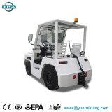 Td25 de Interne Slepende Tractor van de Bagage van de Verbranding