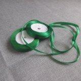 Aangepaste Stevige Kleur 100% het Lint van het Satijn van de Polyester