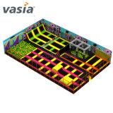 Vasia Commercial Bungee Trampoline d'intérieur du parc pour enfants