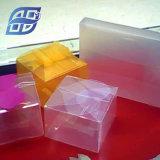 習慣はPVC明確なプラスチックパッケージによって折られたボックスを印刷した
