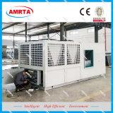 AC van het Pakket van het dak Eenheid voor HVAC met de Energie van de Terugwinning van de Hitte - besparing