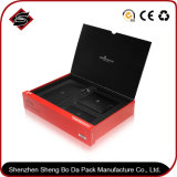 リサイクルされた物質的なギフトまたは宝石類またはケーキペーパーカスタム包装ボックス