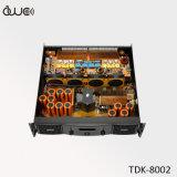 Fábrica de China el Subwoofer 2x800W Profesional amplificador de potencia