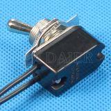 En el cableado eléctrico Monopolar 12V interruptor basculante (KNS-1)