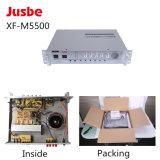 Sistema de Audio Jusbe XF-M5500 amplificador de potencia del tubo para el aula