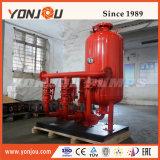 La pompe de pression de l'eau