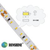 Indicatore luminoso decorativo flessibile della striscia di Osram SMD 3014 LED in 7.2W/M