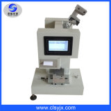 Máquina de ensaio de impacto para o plástico / fibra de vidro/cerâmica