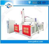 Hoge Precisie! EPS/Foam/Wood CNC van de Vorm van het Afgietsel de Houten Machine van de Router